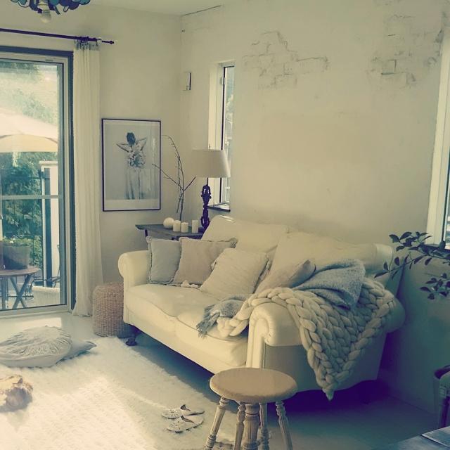 こんなお部屋に憧れる♡パリのアパルトマンのようなお部屋