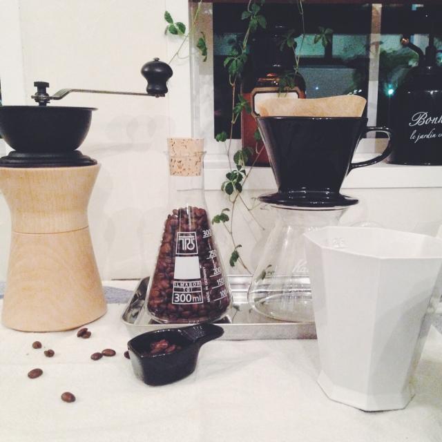 理系コーヒータイムを