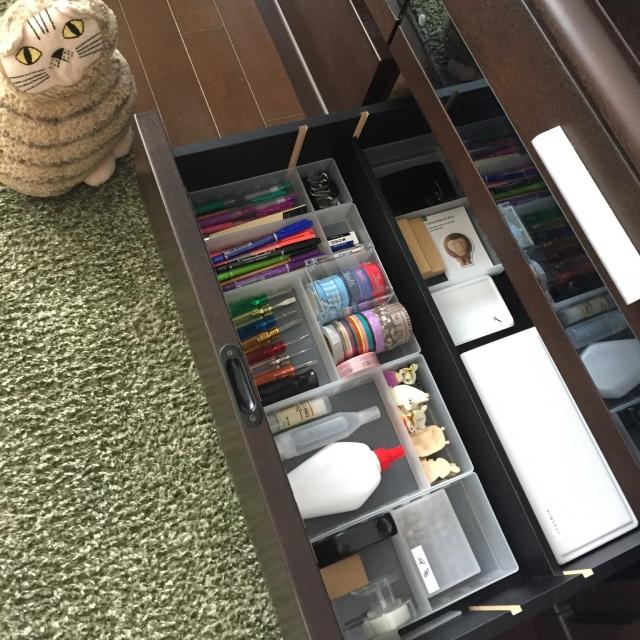 収納に快適なゆとりを生む、無駄なくしのメソッド by hiromin-626さん