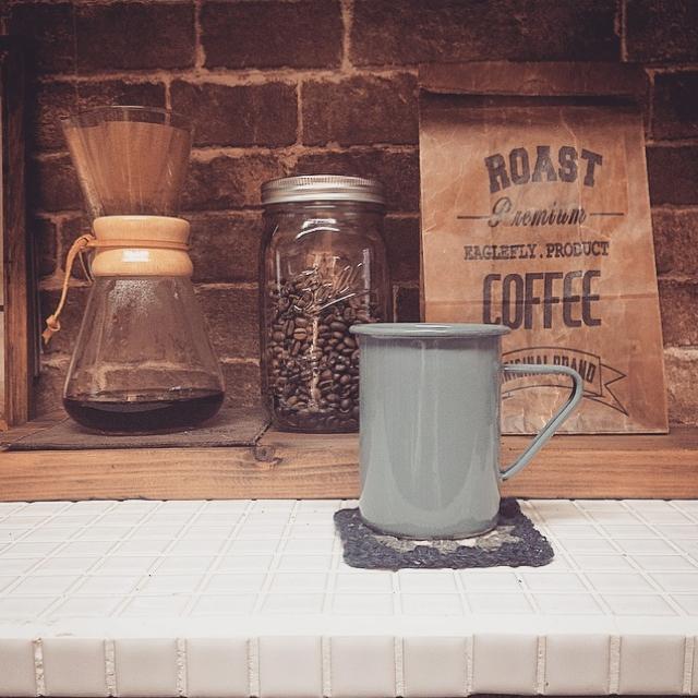 banbiさんのコーヒーメーカー