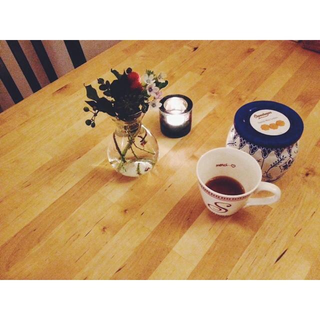 kaffe-hyggeさんのテーブル