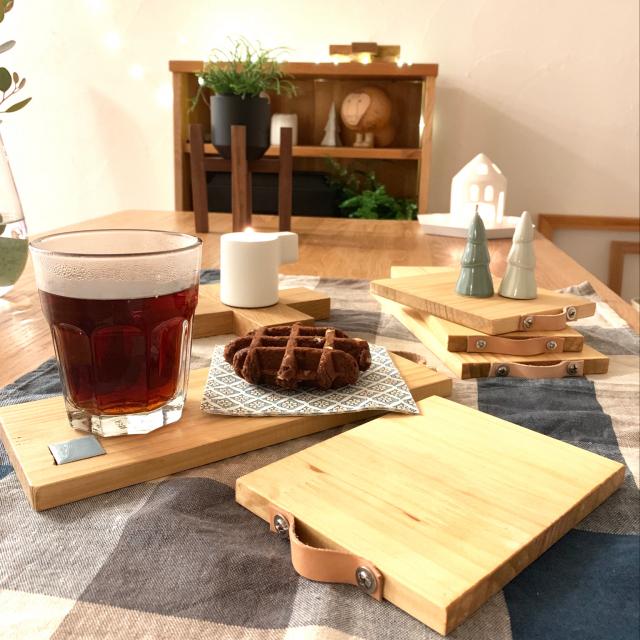 端材や家具を再利用!DIY&リメイクで蘇ったアイテム10選