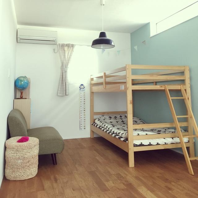ニトリで見つける☆二段&ロフト&システムベッドを大特集