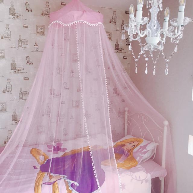 好きをいっぱい詰め込んで♡ゆめかわいい寝室の作り方
