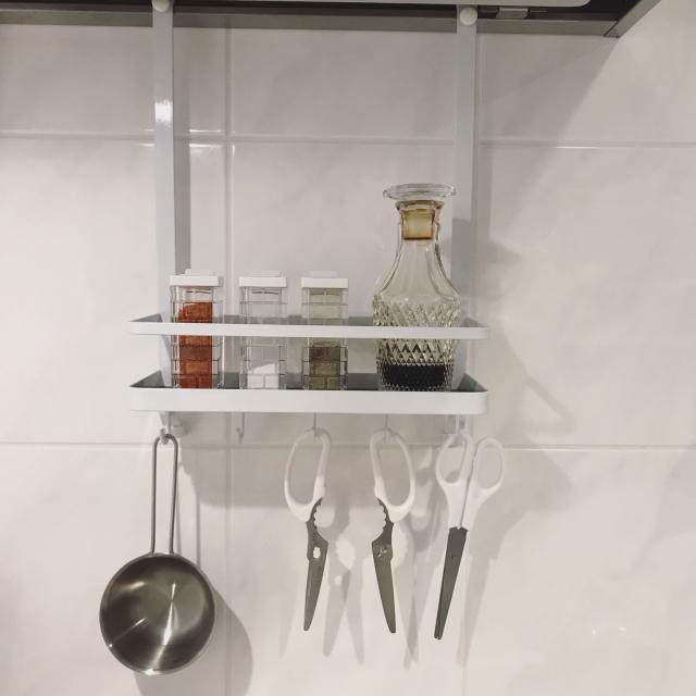 みんなはどうしているの?キッチンのハサミ収納アイデア