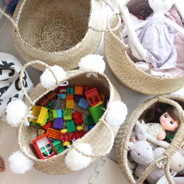 使いやすくすっきりと☆リビングで取り入れたいレゴ収納術