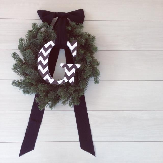 お気に入り素材を見つけてクリスマスリースをハンドメイドしよう!!