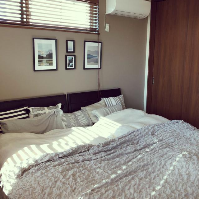心地よく眠れる♡ニトリでそろえる寝室の必須アイテム
