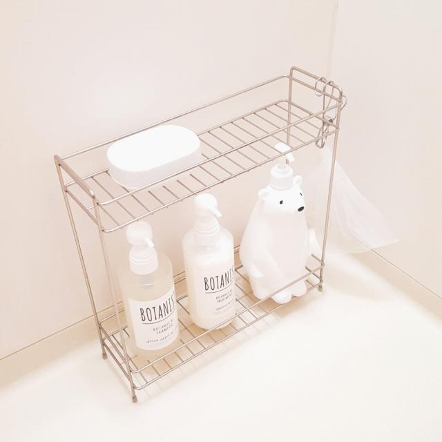 快適・清潔な空間に☆バスルームで役立つニトリのアイテム