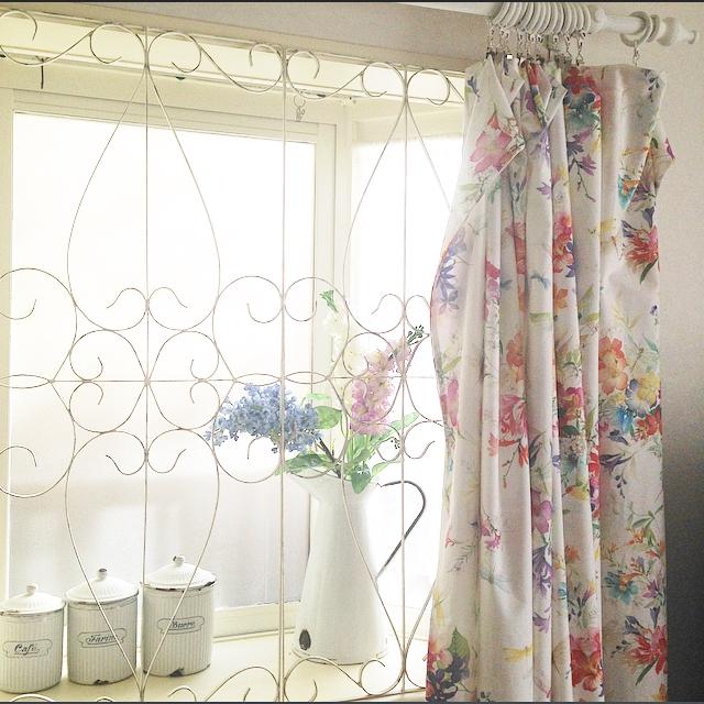 Nagisaさんのカーテン