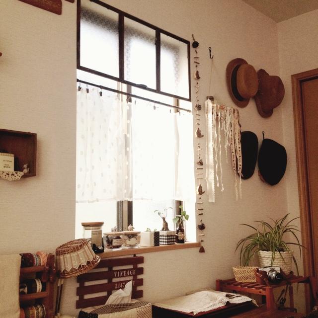 shi-15さんのカフェカーテン
