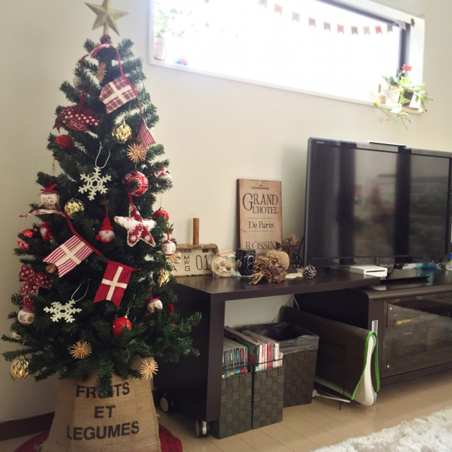 MAKIさんのクリスマスツリー