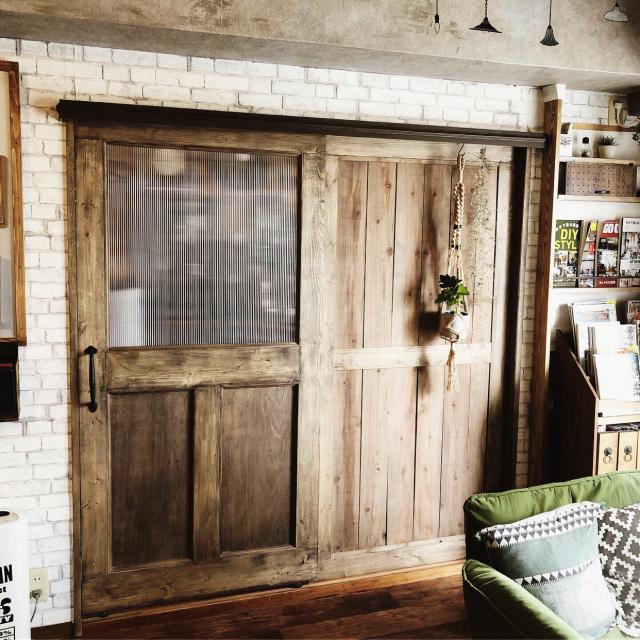 私らしいお部屋作りはココから♡ふすまリメイク&DIY