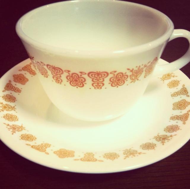 Mikikoさんのティーカップ