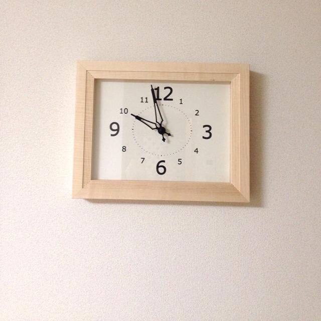 berrysさんの掛け時計