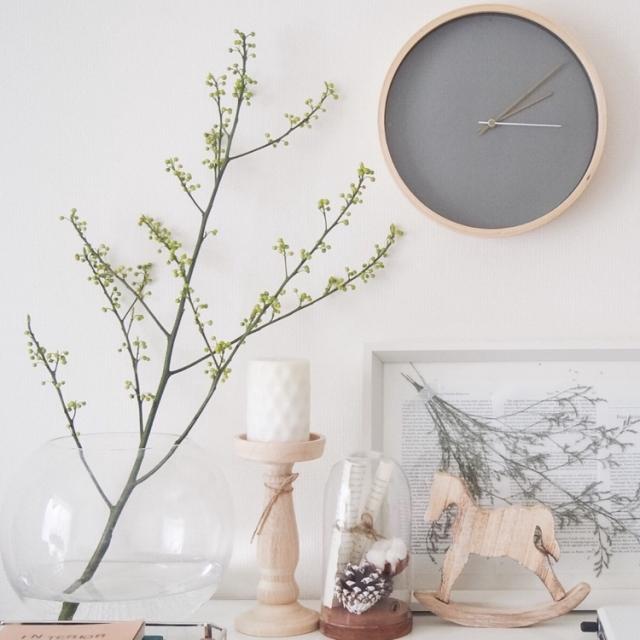 お部屋を華やかにグレードアップ♡切り花を上手に飾る方法