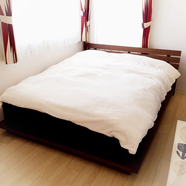 shinoさんのベッド