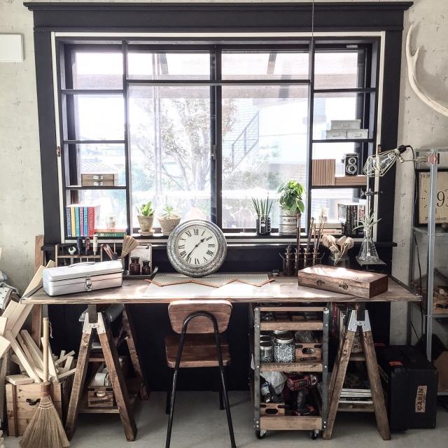 老若男女の期待に応えます☆気分に合った机DIY実例集