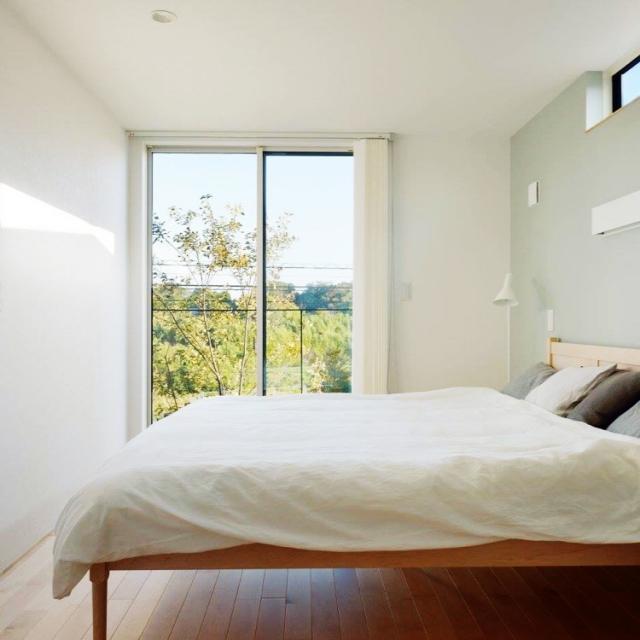 天然素材の温もりをプラス♡ナチュラルテイストの寝室