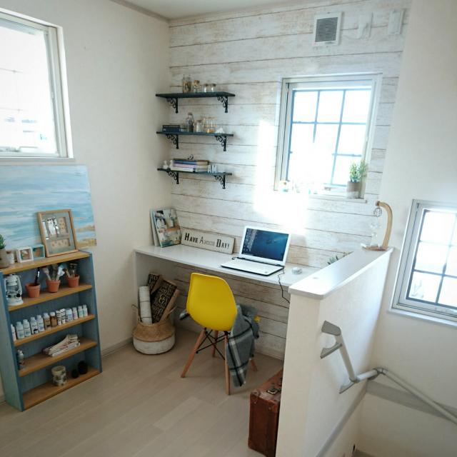 集中力が増す一人の空間♡作業スペース&アトリエの作り方