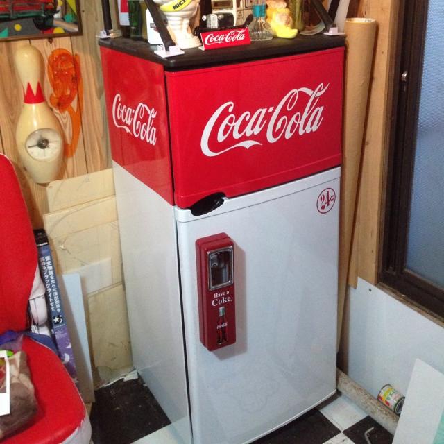 キッチンの注目ポイントに☆冷蔵庫リメイクアイディア