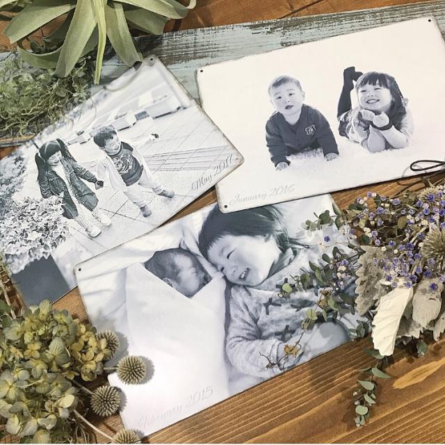 写真や絵、服も残したい。子どもの思い出を飾るアイデア