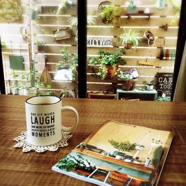 お家でくつろぎのひとときを★お家カフェを楽しもう!