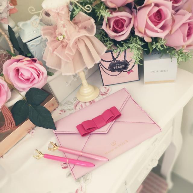 大好きなピンク色だけ♡アイテムとコーディネート実例集