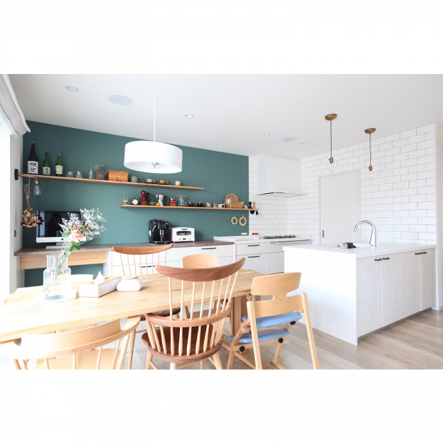 「見えないところもきちんとこだわる。シンプルで温かな家」 by hina____coffeeさん