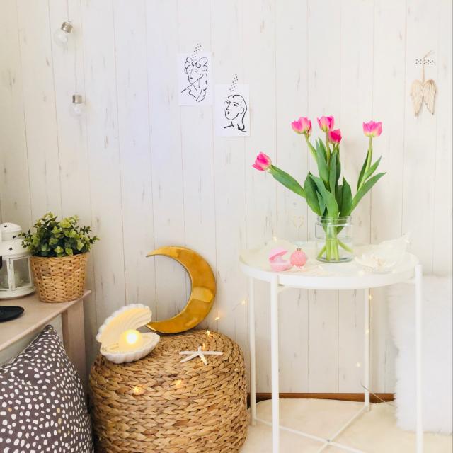 わくわくうきうき気分アップ♡春のお花の飾り方とアレンジ