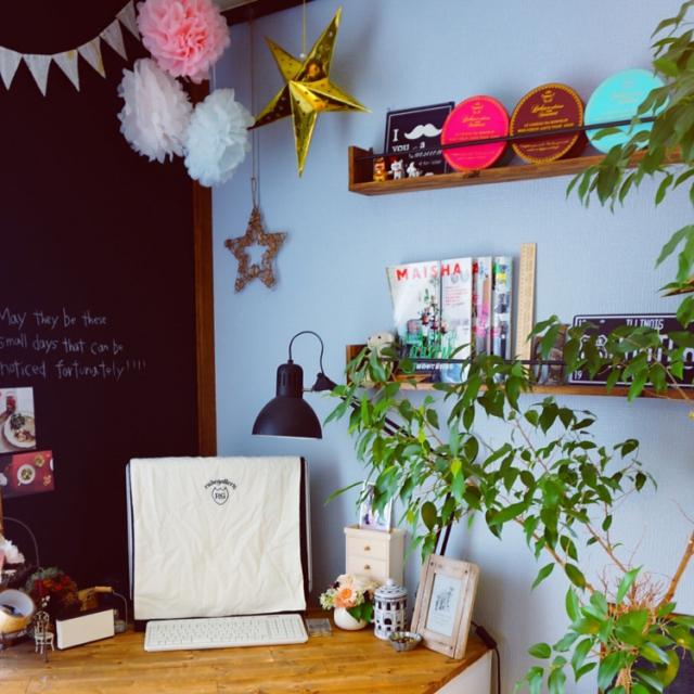 Bonjour!パリ気分のお部屋をつくる素敵なアイデア12選♪