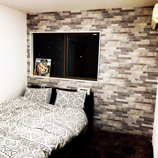 ニトリと無印で!寝室をシンプルに心地よくコーディネート