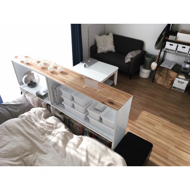 「23m2。ゆるミニマリストがつくる、心地よく趣のある部屋」 by nene.roomさん