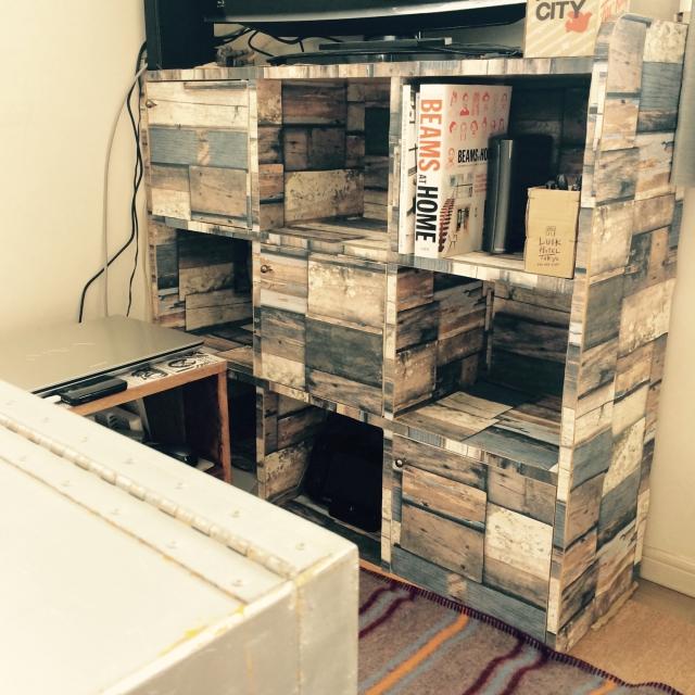 ④ 既製品の家具リメイク