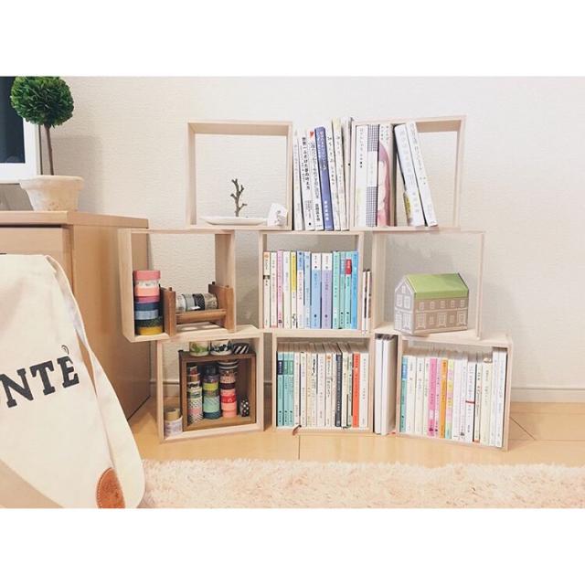 散らかりもこれで解消!たくさんの本を整理収納できるコツ