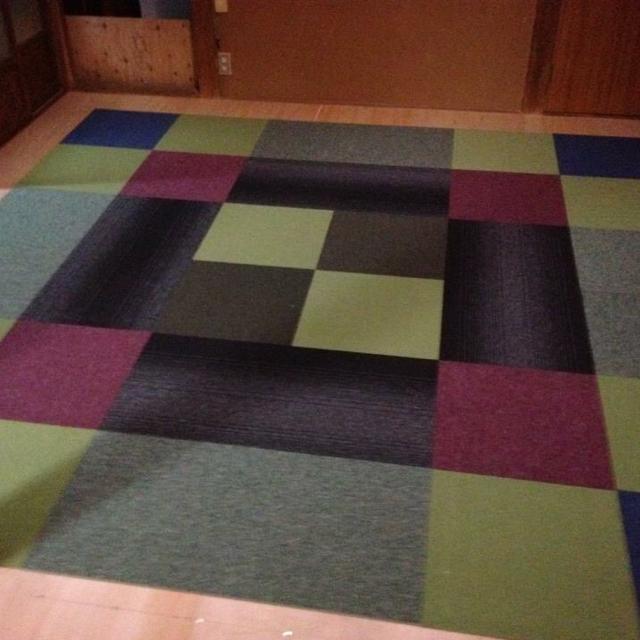 和室にも似合うカラーと配置