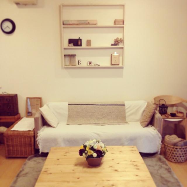 Akikoさんのソファ×テーブル