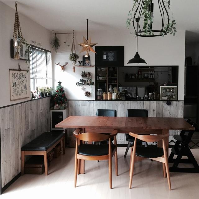 塩系シンプルテイストカフェ