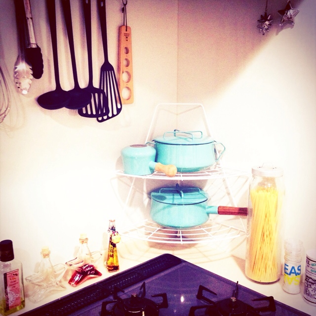DANSK(ダンスク)で北欧テイストのキッチンを作る!