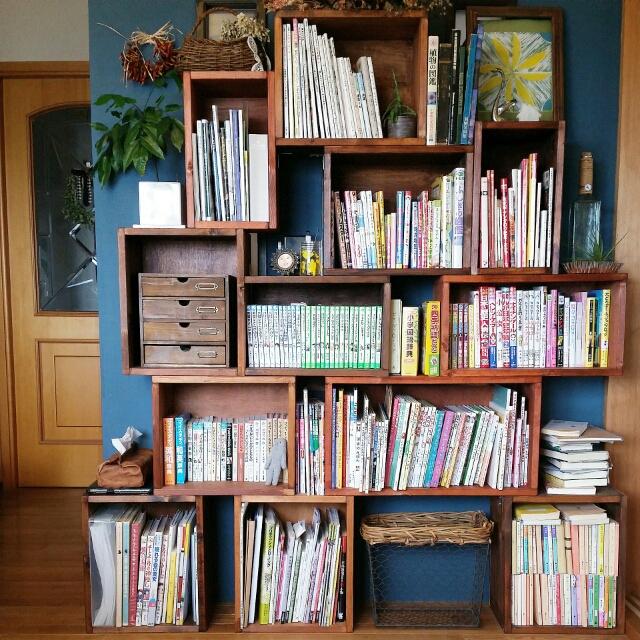 みんなが選ぶセンスのいいDIY棚特集!家じゅうの棚を好みに作る技