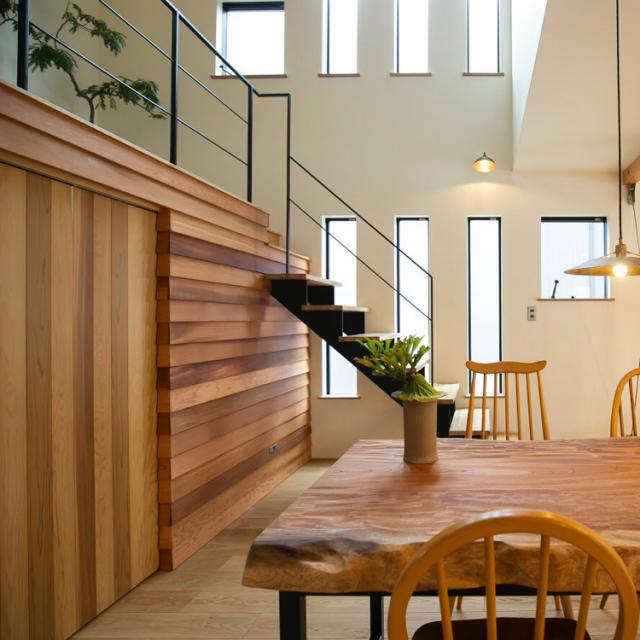 「自分なりの和を求めて。夫婦でつくったモダンな日本建築」 by Y.Uniさん