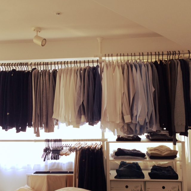衣類収納のお手本がズラリ☆こうすればキレイで使いやすい
