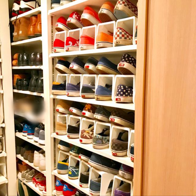 増える靴は工夫すればもっと収納できる!アイデア10選