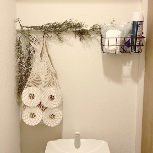 セリアで見つけました☆トイレを美しく快適にするアイテム