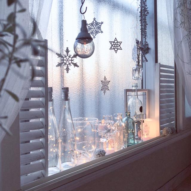 光や景色も味方に♡ワンランクアップする窓辺ディスプレイ