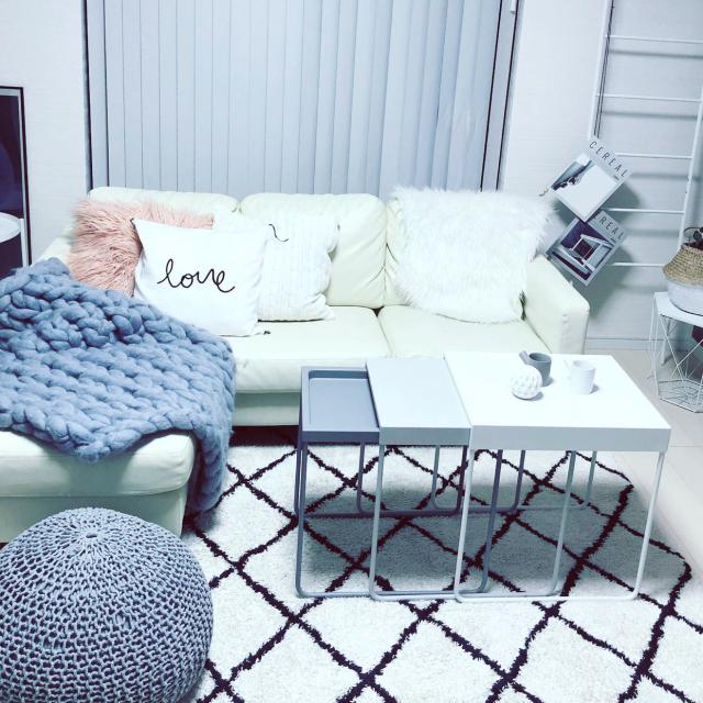 スタイリッシュでかっこいい!IKEAのモノトーンアイテム