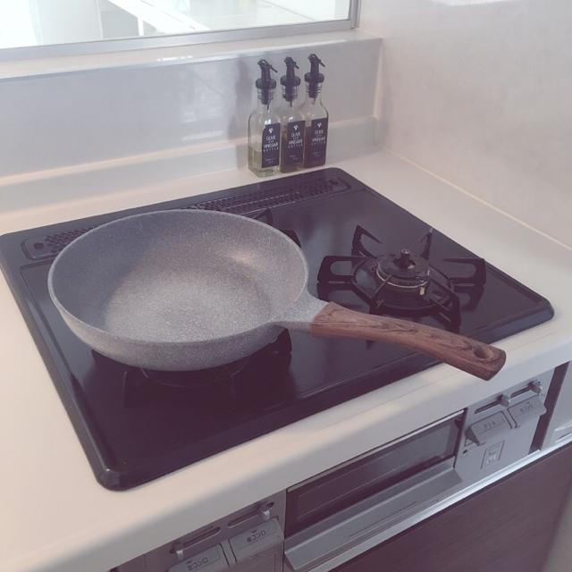 見た目も機能も文句なし!カインズの優秀キッチンアイテム