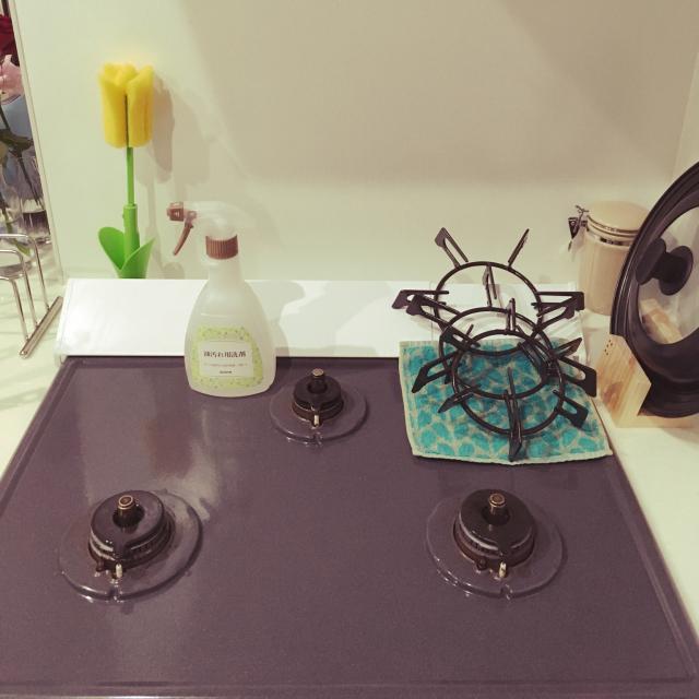 教えて!ベタベタ汚れに効果的なキッチン掃除&対策方法