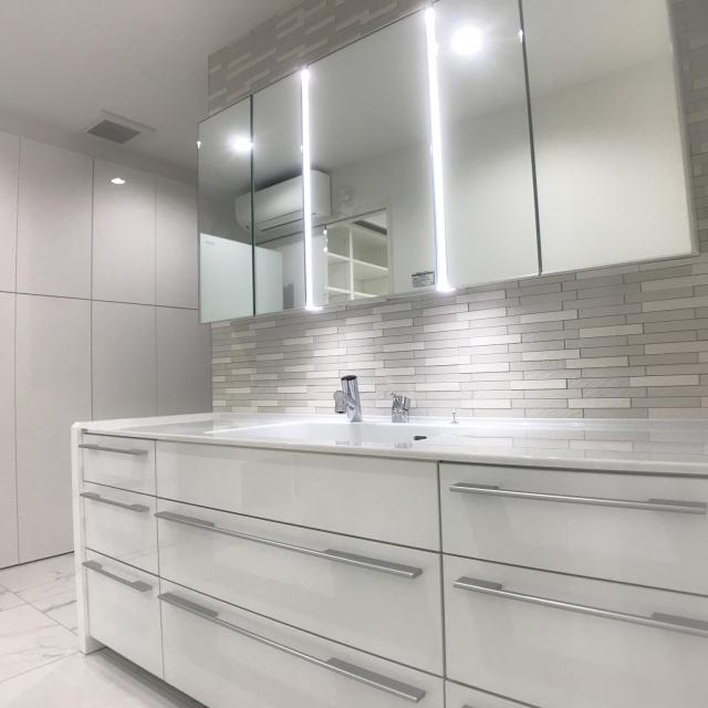憧れの上質な空間を実現♡ホテルライクな洗面所を作るコツ