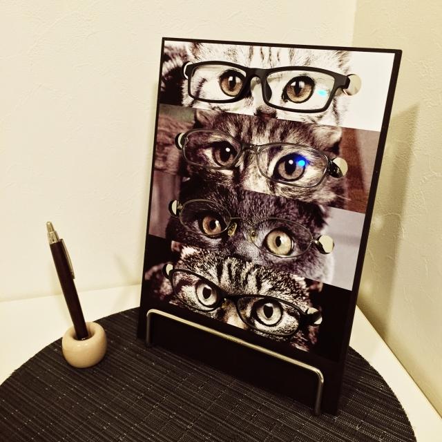 大切な相棒を、きちんとしまう☆メガネの収納アイディア